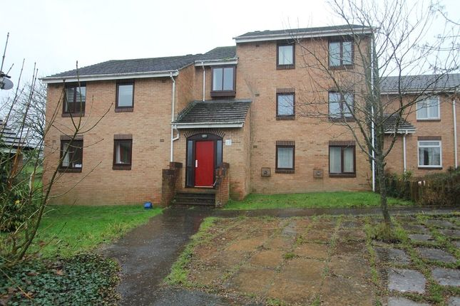 Thumbnail Flat for sale in Moorsend, Bradley Valley, Newton Abbot