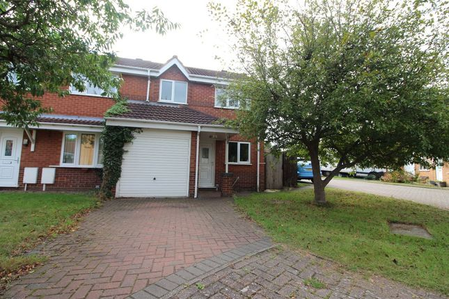 3 bed semi-detached house to rent in Parkstone Close, West Bridgford, Nottingham NG2
