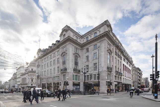 Office to let in 33 Regent Street, St James's, London