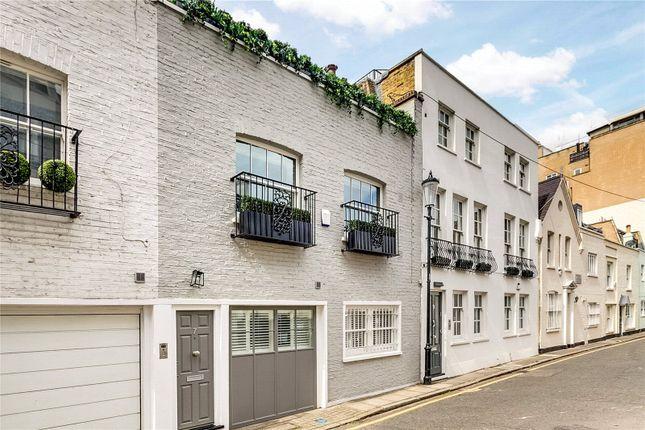 External of Clareville Street, South Kensington, London SW7
