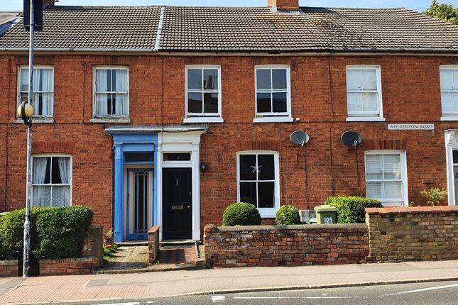 Thumbnail Terraced house to rent in Wolverton Road, Stony Stratford, Milton Keynes