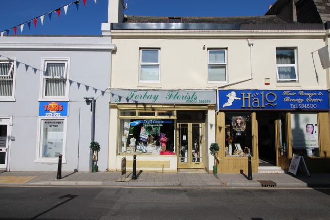 Thumbnail Terraced house for sale in Union Street, Torquay