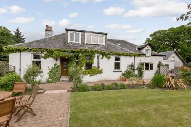 Thumbnail Detached house for sale in Skelmorlie Castle Road, Skelmorlie, North Ayrshire