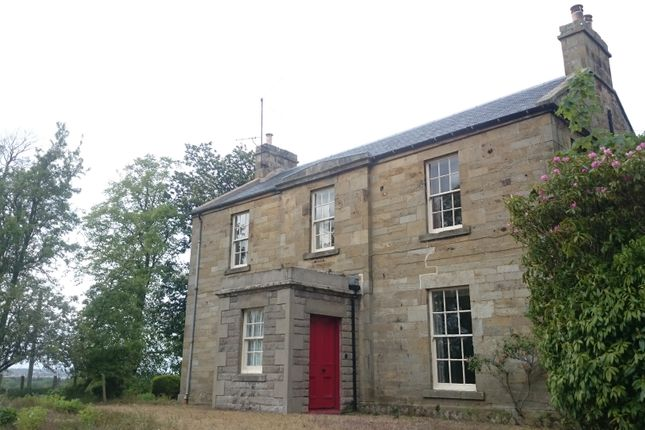 Thumbnail Farmhouse to rent in Gorebridge, Edinburgh