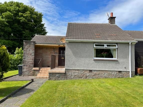 Thumbnail Bungalow for sale in Jacobs Drive, Gourock, Inverclyde