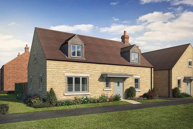 "Thumbnail Detached house for sale in ""The Denton"" at Todenham Road, Moreton-In-Marsh"