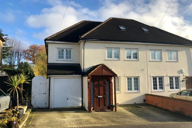 Thumbnail Semi-detached house to rent in Kenilworth Avenue, Romford