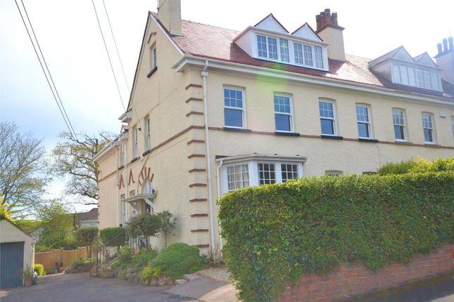 Maisonette for sale in Links Road, Budleigh Salterton, Devon