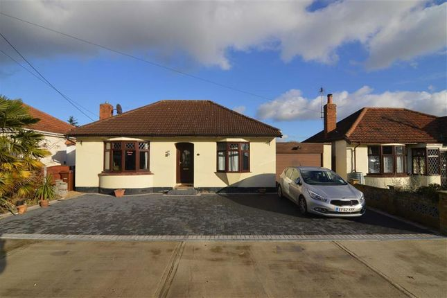 Thumbnail Detached bungalow for sale in Montfort Avenue, Stanford-Le-Hope, Essex