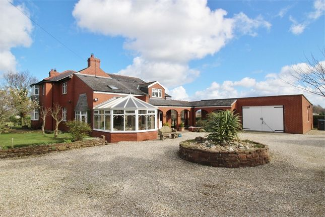Thumbnail Detached house for sale in Newby Cross House, Newby Cross, Carlisle, Cumbria