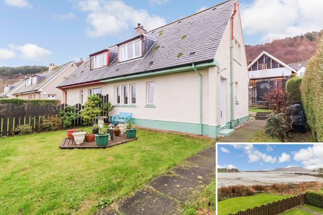 Thumbnail Semi-detached house for sale in Camus Road, Dunbeg