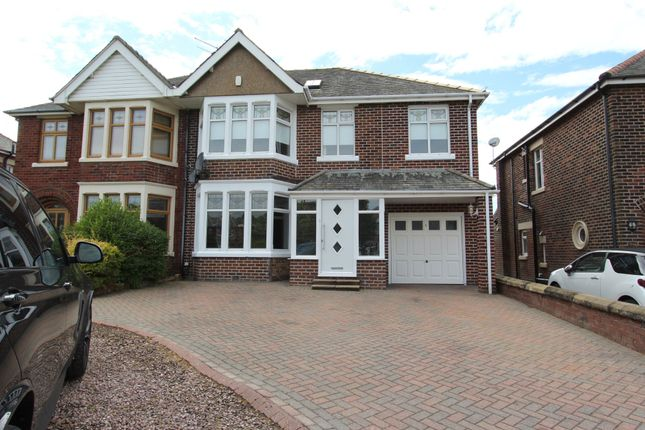 Thumbnail Semi-detached house for sale in Devonshire Road, Bispham, Blackpool