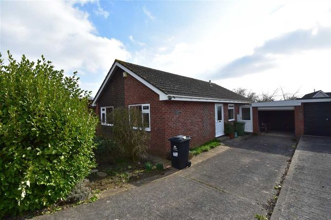 Thumbnail Bungalow for sale in Bigstone Grove, Tutshill, Chepstow