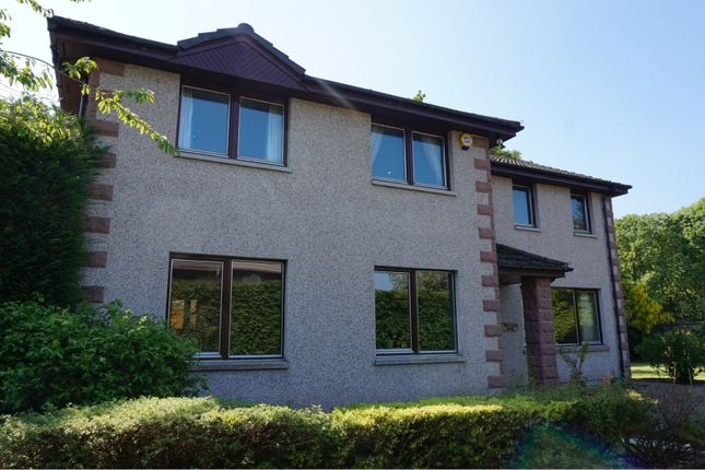 Thumbnail Detached house for sale in 12 Nether Caldhame, Brechin