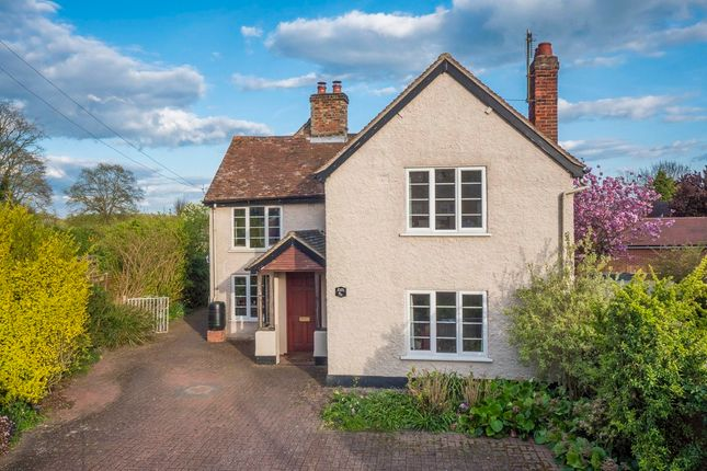 Thumbnail Detached house for sale in Little Waldingfield, Sudbury, Suffolk