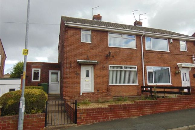 3 bed semi-detached house to rent in Olympia Avenue, Choppington NE62