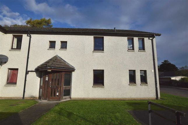 Thumbnail Flat for sale in Kinmylies Way, Inverness