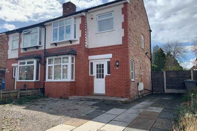 Thumbnail Semi-detached house to rent in Brook Road, Flixton