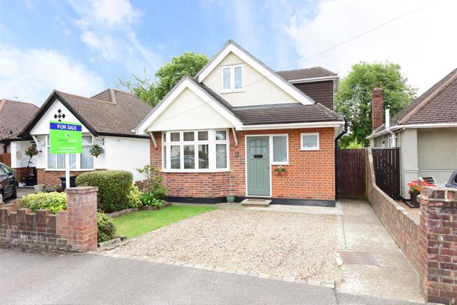 Thumbnail Detached bungalow for sale in Dudley Close, Addlestone