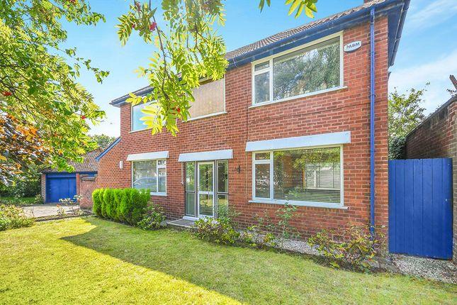 Thumbnail Detached house for sale in Forest Grove, Eccleston Park, Prescot