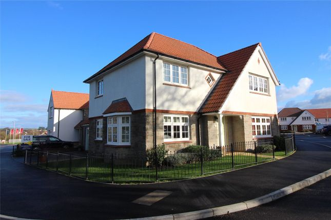Thumbnail Detached house for sale in Glenwood Drive, Roundswell, Barnstaple