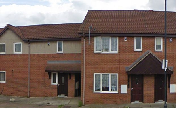 Thumbnail Semi-detached bungalow to rent in New Green, Large Square, Stainforth, Doncaster
