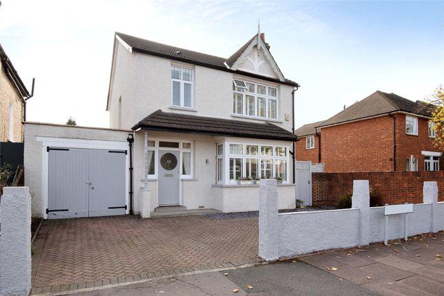 Thumbnail Detached house for sale in Cedars Road, Beckenham