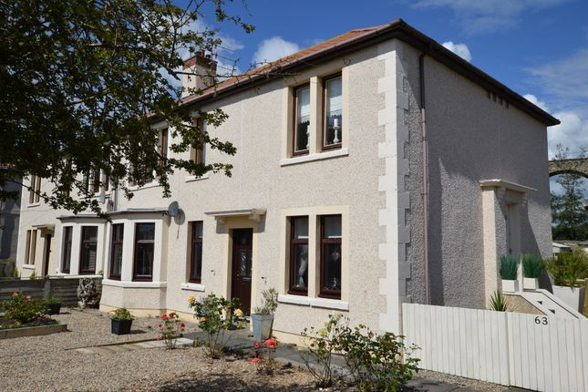 Thumbnail Flat for sale in Blakewell Gardens, Tweedmouth, Berwick Upon Tweed, Northumberland