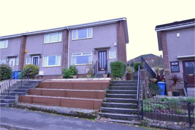 Thumbnail End terrace house for sale in Tankerland Road, Glasgow