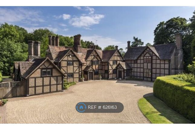 Thumbnail Detached house to rent in Horsham Road, Capel, Dorking