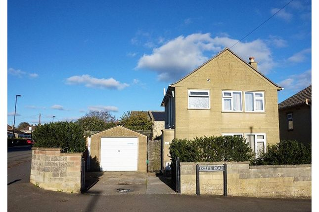 Thumbnail Detached house for sale in Oolite Road, Bath