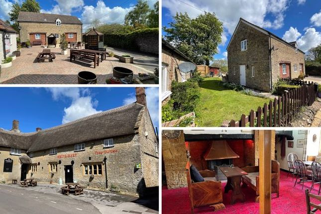 Thumbnail Pub/bar for sale in Everretts, Queen Street, Yetminster, Sherborne