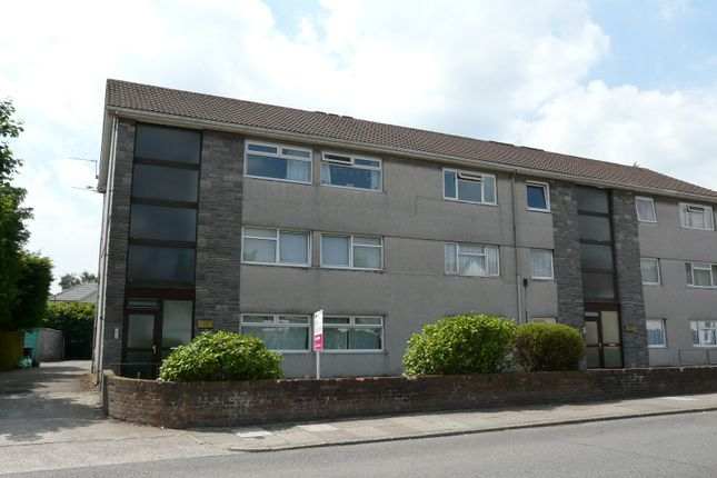 Thumbnail Flat to rent in Tudor Court, Pant-Bach Road, Cardiff