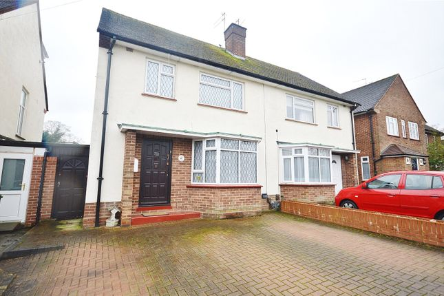 3 bed semi-detached house for sale in Gaddesden Crescent, Watford, Hertfordshire