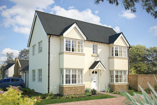 "Thumbnail Detached house for sale in ""The Sheringham"" at Fremington, Barnstaple, Devon, Fremington"