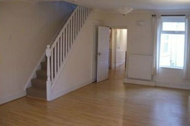 Thumbnail Terraced house to rent in Union Road East, Abergavenny