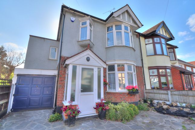 Thumbnail Semi-detached house for sale in Slewins Lane, Hornchurch