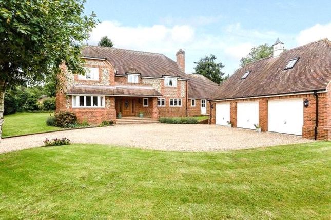 Thumbnail Country house for sale in Hurstbourne Priors, Whitchurch, Hampshire