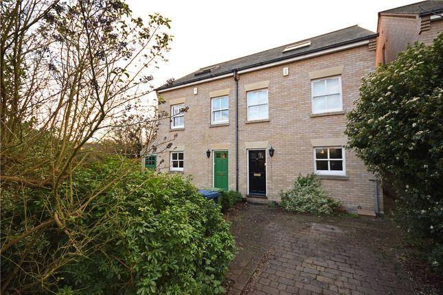 Thumbnail Semi-detached house to rent in Vinery Park, Vinery Road, Cambridge, Cambridgeshire