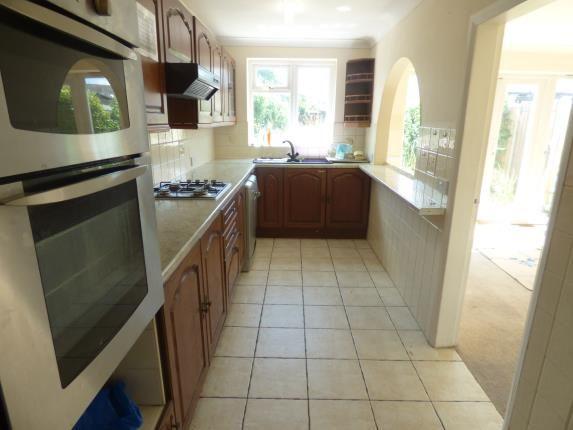 Kitchen of Upminster Road North, Rainham RM13