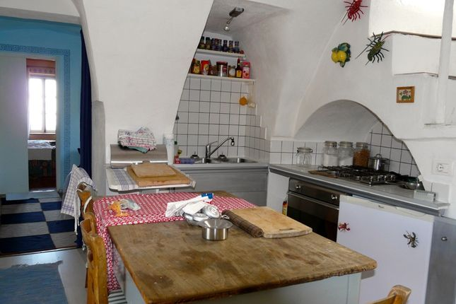 Eat-In Kitchen of Sant'antonio, Ventimiglia, Imperia, Liguria, Italy