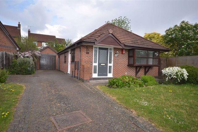 Thumbnail Detached bungalow for sale in Mercer Avenue, Aston Lodge Park, Stone