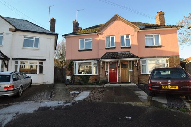 Thumbnail Property to rent in Wilton Road, Hitchin