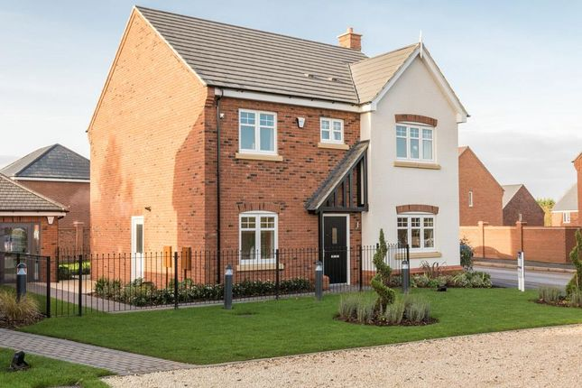 """4 bed detached house for sale in """"Foxley"""" at Waterloo Road, Bidford-On-Avon, Alcester B50"""