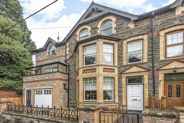 Thumbnail Semi-detached house for sale in North Road, Builth Wells