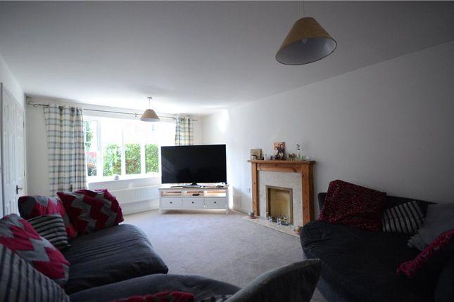 Living Room of Ramsdell Road, Elvetham Heath, Hampshire GU51