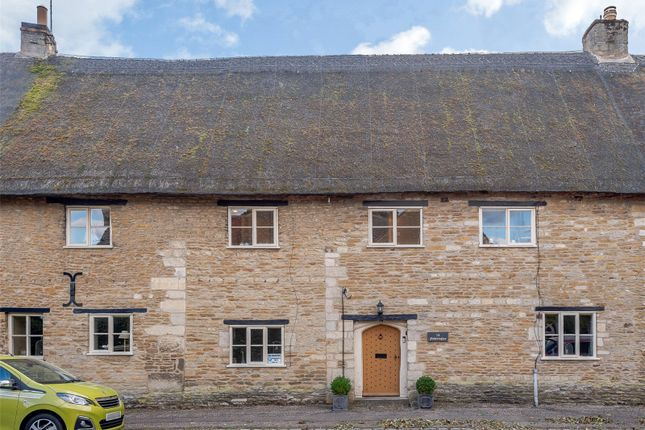 Thumbnail Terraced house for sale in Main Street, Fotheringhay, Northamptonshire