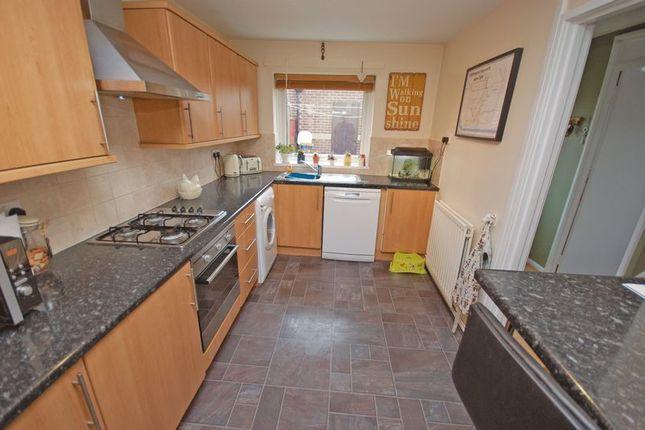 Kitchen of Mallard Court, Killingworth, Newcastle Upon Tyne NE12