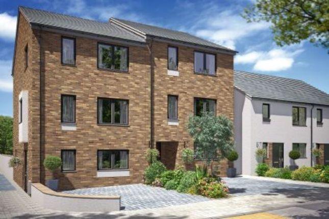 Thumbnail Terraced house for sale in Jan Luke Way, Camborne