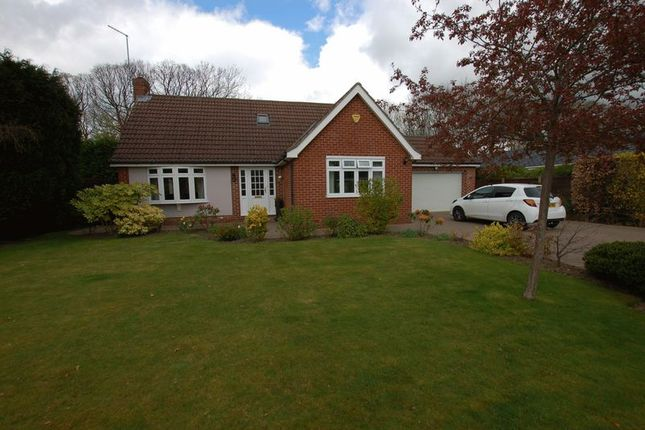 Thumbnail Detached house for sale in Longmeadows, Ponteland, Newcastle Upon Tyne